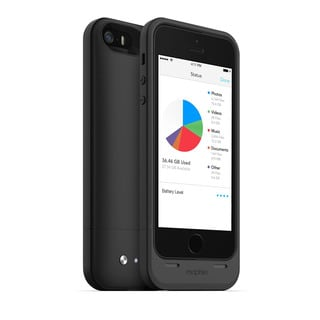 Mophie Spacepack Battery Case for iPhone 5/5s