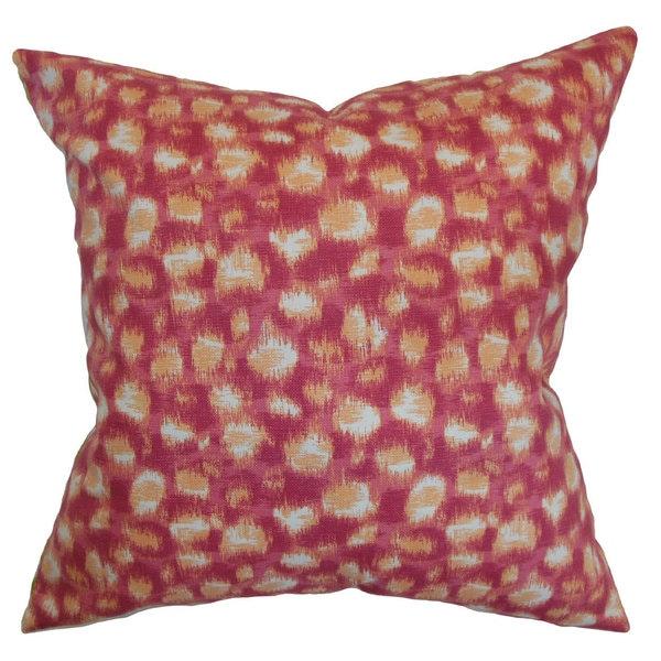 Imperatriz Geometric Throw Pillow Cover