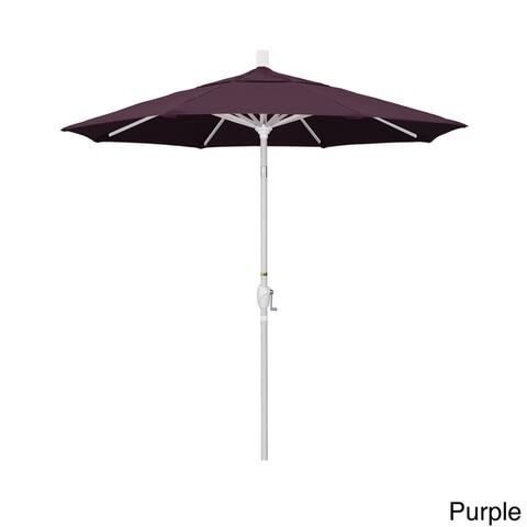 Pompano 7.5-foot Crank Lift Round Umbrella by Havenside Home