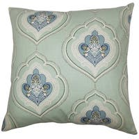 Aafje Floral Throw Pillow Cover