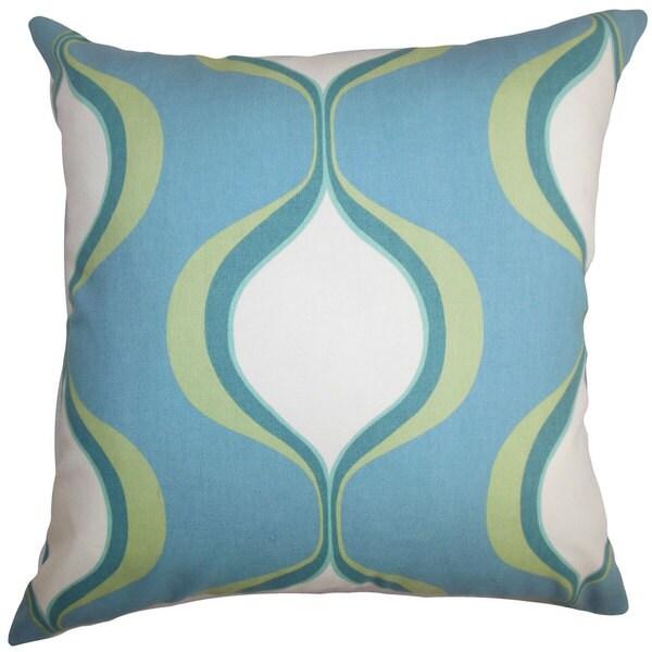 Odelia Geometric Throw Pillow Cover