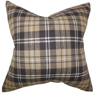 Baxley Plaid Throw Pillow Cover