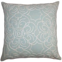 Pam Floral Throw Pillow Cover