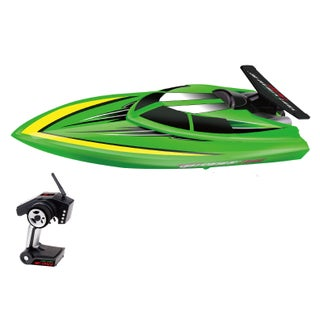 Swift Stream iWave Remote Control Boat (Option: Green)