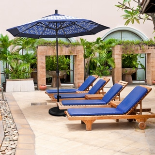 Size 11 Foot Patio Umbrellas   Shop The Best Deals For Aug 2017   Overstock .com