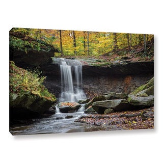 Greg Murray's 'Blue Hen Falls 2' Gallery Wrapped Canvas