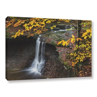 Greg Murray's 'Blue Hen Falls 3' Gallery Wrapped Canvas