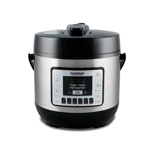 NuWave 33101 6-Qt. Nutri-Pot Digital Pressure Cooker