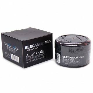 Elegance Plus Black 3.5-ounce Gel