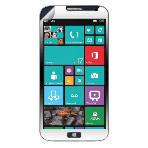 Insten Clear LCD Screen Protector Film Cover For Samsung ATIV SE W750V Huron