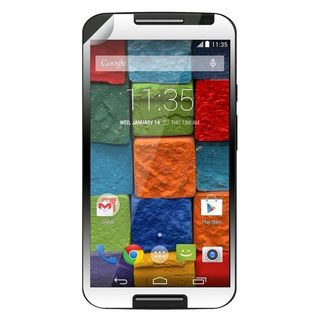 Insten Clear LCD Screen Protector Film Cover For Motorola Moto X (2nd Gen)