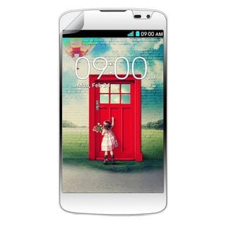 Insten LCD Screen Protector Film Cover For LG Optimus Exceed 2 VS450PP Verizon/ Optimus L70/ Realm