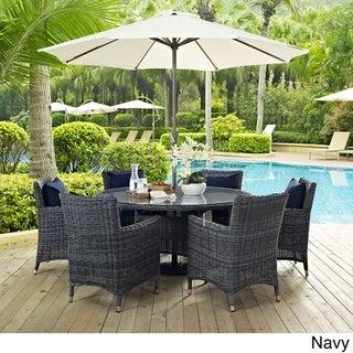 Invite 8-piece Outdoor Patio Sunbrella Dining Set (3 options available)