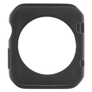 Insten TPU Rubber Candy Skin Case Cover For Apple Watch 42-mm