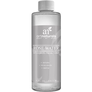 artnaturals Rosewater Witch Hazel 8-ounce Toner