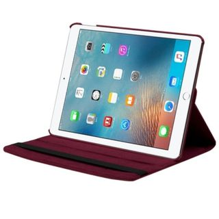 Insten Swivel Leather Case Cover with Stand For Apple iPad Pro 9.7-inch