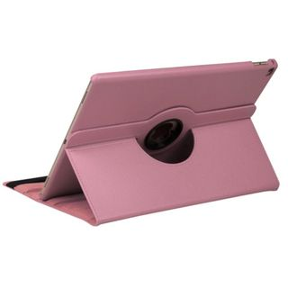 Insten Pink Swivel Leather Case Cover with Stand For Apple iPad Pro 12.9-inch