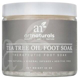 Art Naturals Tea Tree 20-ounce Foot Soak with Epsom Salt