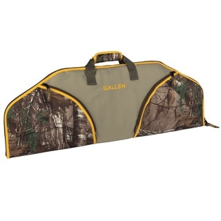 Allen Brown/Camo Polyester 41-inch Compact Youth Bow Case