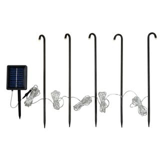 Hook Solar Stake Lights
