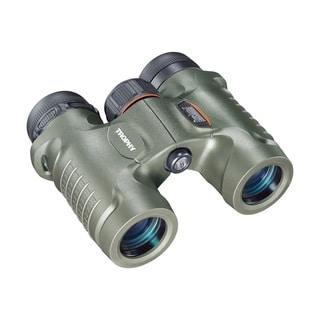 Bushnell Trophy Green Aluminum/Plastic/Glass 10-inch x 28-inch Binocular
