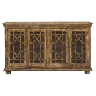 farella park brown accent console - Painted Tv Consoles