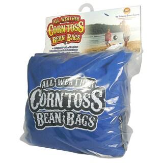 All Weather Corntoss Blue Bean Bags
