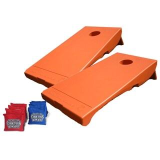 Orange Corntoss Bean Bag Game