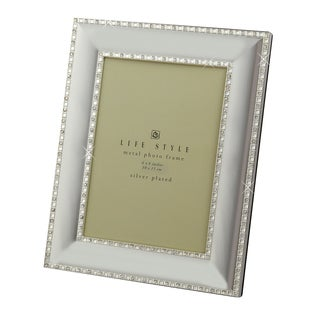 "Heim Concept Crystal Border 4x6"" Photo Frame"