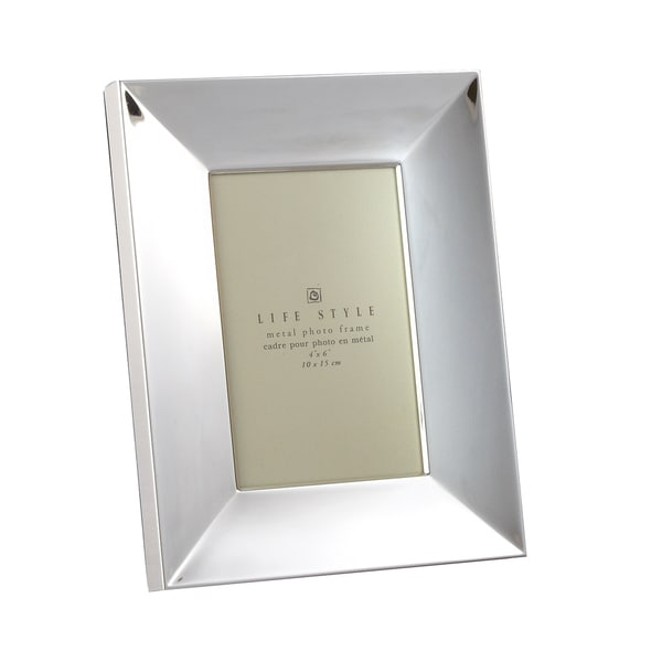 "Heim Concept SP 4x6"" Photo Frame, Mitered Wide Border"