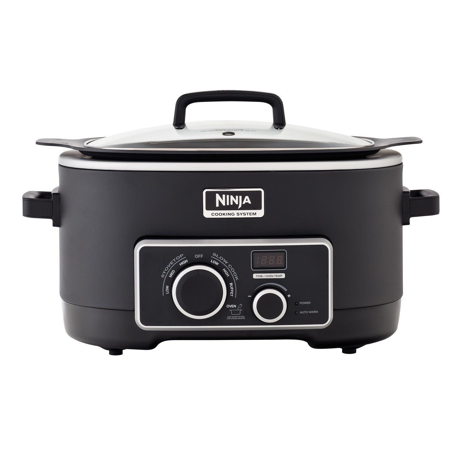 Ninja Corp MC751 3-in-1 Cooking System (Aluminum)