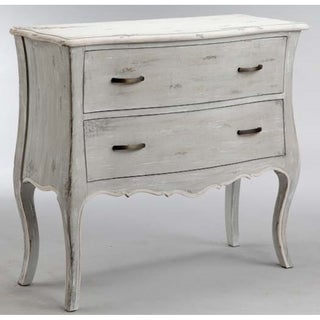 Fawna Grey Accent Chest