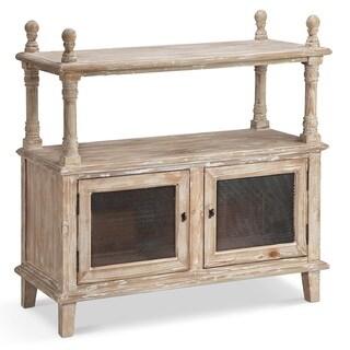 Georiga Medium Brown Display Cabinet