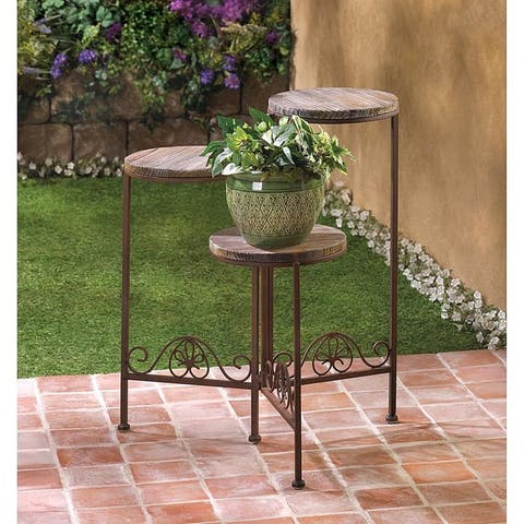 Wrought Iron Outdoor Decor Find Great