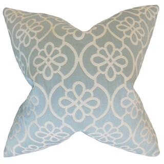 Indre Geometric Throw Pillow Cover