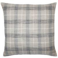 Quinto Plaid Throw Pillow Cover