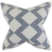 rine Geometric Throw Pillow Cover