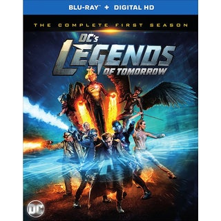 DC's Legends of Tomorrow: The Complete First Season