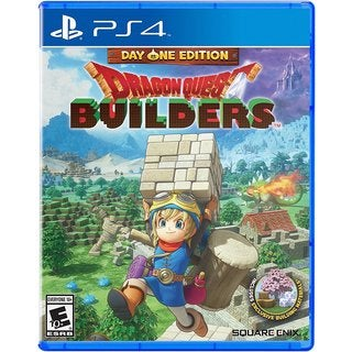Dragon Quest Builders -For PS4
