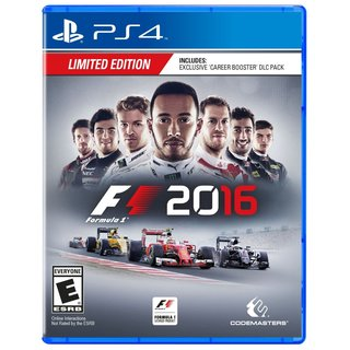 F1 2016 (DAY 1) - PS4