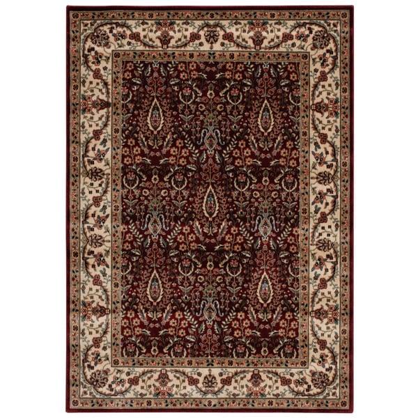 Nourison Persian Arts Burgundy Rug (2' x 3'6)