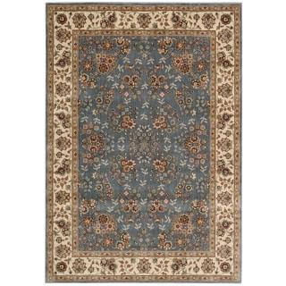 Nourison Persian Arts Light Blue Rug (2' x 3'6)