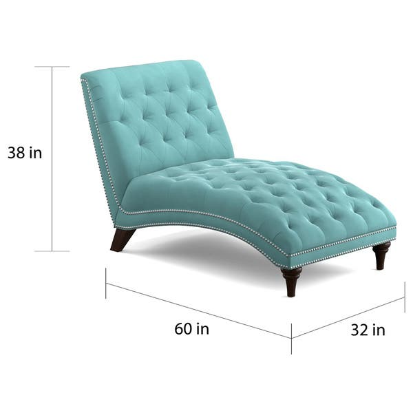 Excellent Shop Copper Grove Lagunas Turquoise Blue Velvet Snuggler Machost Co Dining Chair Design Ideas Machostcouk