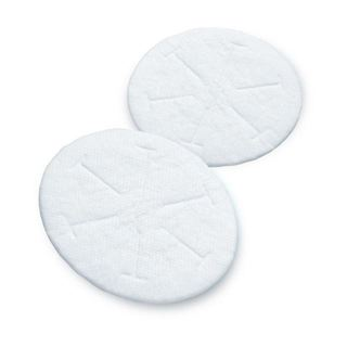 Nuk White Synthetic Fiber Ultra Thin Nursing Pads (Pack of 60)