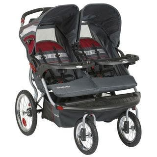 Baby Trend Navigator Baltic Double Jogger|https://ak1.ostkcdn.com/images/products/11979112/P18860794.jpg?impolicy=medium
