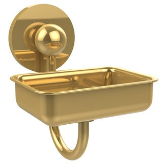 Allied Brass Prestige Skyline Collection Wall-mounted Soap Dish
