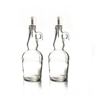 Style Setter Soho 17.25-ounce Oil Bottles (Set of 2)