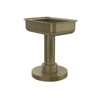 Allied Brass Antique Brass Vanity Top Soap Dish