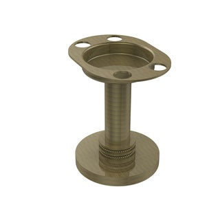 Allied Brass Vanity Top Tumbler and Toothbrush Holder