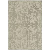 Safavieh Handmade Restoration Vintage Light Sage/ Grey Wool Distressed Area Rug (3' x 5')